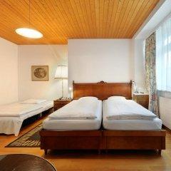 Hotel National Bern 2* Стандартный номер с различными типами кроватей фото 6