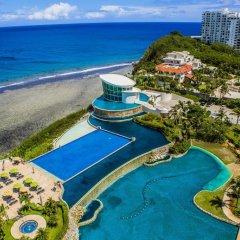 Отель Sheraton Laguna Guam Resort бассейн