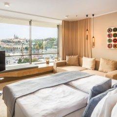 President Hotel Prague 5* Президентский люкс с различными типами кроватей