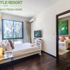Отель The Title Phuket 4* Номер Делюкс с разными типами кроватей фото 7