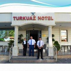 Turkuaz Hotel Стандартный номер фото 4