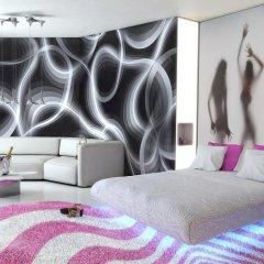 Отель Temptation Cancun Resort - Adults Only 5* Стандартный номер с различными типами кроватей фото 4