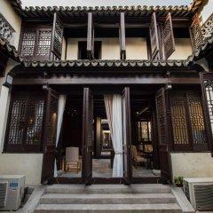 Отель Suzhou Shuian Lohas Вилла с различными типами кроватей фото 23