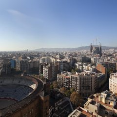 Отель ChicRoomBarcelona Monumental Views