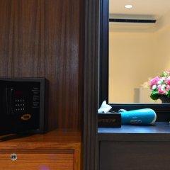 True Siam Phayathai Hotel 3* Стандартный номер с различными типами кроватей фото 15
