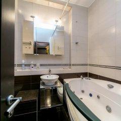 Апартаменты Universitet Luxury Apartment ванная