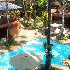 Отель Royal Phawadee Village бассейн фото 2