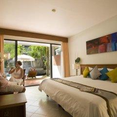 Отель Sunset Beach Resort 4* Номер Делюкс с двуспальной кроватью фото 4