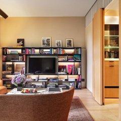 Bulgari Hotel Milan 5* Люкс повышенной комфортности с различными типами кроватей фото 2