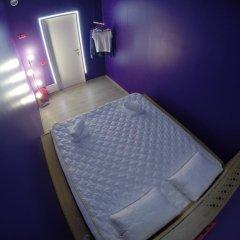 Гостиница HQ Hostelberry Номер с различными типами кроватей (общая ванная комната) фото 8