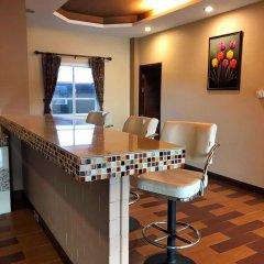 Отель Benwadee Resort 2* Коттедж с различными типами кроватей фото 21