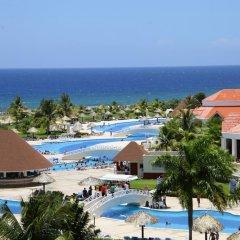 Отель Grand Bahia Principe Jamaica Ранавей-Бей пляж фото 2