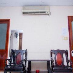 Отель Thanh Nien Guest House фитнесс-зал