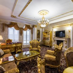 Hotel Petrovsky Prichal Luxury Hotel&SPA 5* Люкс разные типы кроватей фото 2