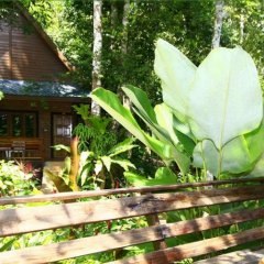 Отель Aonang Cliff View Resort 3* Улучшенное бунгало с различными типами кроватей фото 6