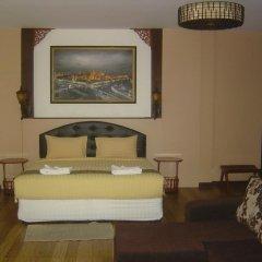 Отель QG Resort 3* Семейный номер Делюкс с двуспальной кроватью фото 8