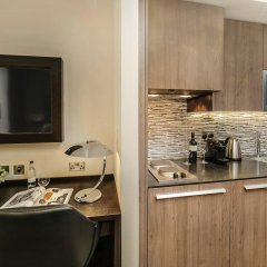 Отель The Westbourne Hyde Park 4* Студия Делюкс с различными типами кроватей фото 4