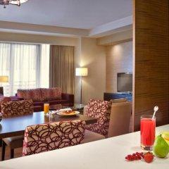 Отель Swissotel Living Al Ghurair Dubai Апартаменты с различными типами кроватей фото 5