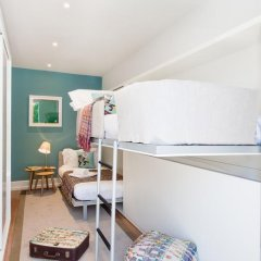 Отель Martinhal Lisbon Chiado Family Suites 5* Апартаменты с различными типами кроватей фото 8
