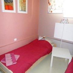 Отель SuperiQ Villa 3* Стандартный номер с 2 отдельными кроватями фото 6