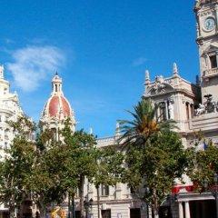Отель Central Station Valencia Испания, Валенсия - 1 отзыв об отеле, цены и фото номеров - забронировать отель Central Station Valencia онлайн приотельная территория