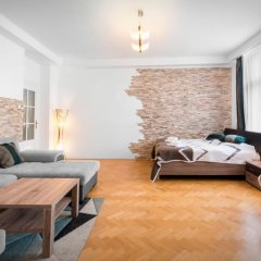 Отель Astra 1 Улучшенные апартаменты фото 18