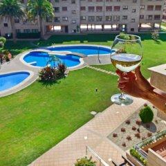 Отель Ático en Isla de la Toja