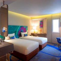 Отель ibis Styles Bangkok Khaosan Viengtai 3* Стандартный номер с 2 отдельными кроватями фото 5