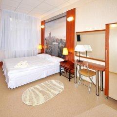 Гостиница Ананас Стандартный номер разные типы кроватей фото 5
