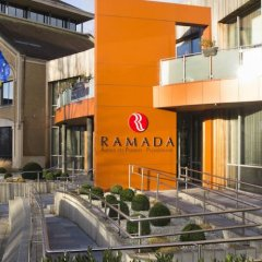 Отель Ramada Brussels Woluwe Брюссель парковка
