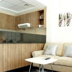 Апартаменты One Perfect Stay Studio Burj Al Nujoom Студия с различными типами кроватей фото 3