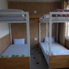 Dalat Backpackers Hostel Кровать в общем номере фото 8