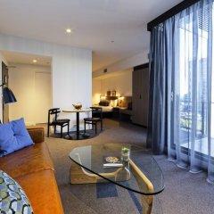 Alpha Mosaic Hotel Fortitude Valley 4* Люкс с различными типами кроватей фото 4
