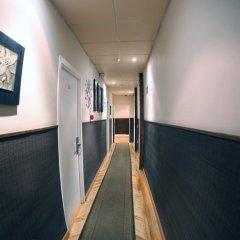 Отель Hostal Abadia Стандартный номер с 2 отдельными кроватями фото 12