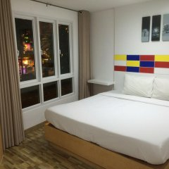 Отель For You Residence 2* Номер Делюкс фото 19