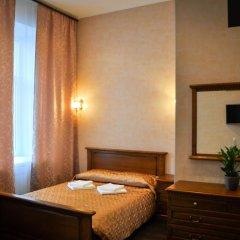 Гостевой дом на Московском Номер Комфорт с различными типами кроватей фото 5