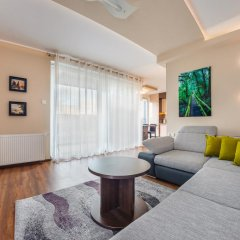 Отель Apartinfo Szafarnia Apartments Польша, Гданьск - отзывы, цены и фото номеров - забронировать отель Apartinfo Szafarnia Apartments онлайн комната для гостей фото 5