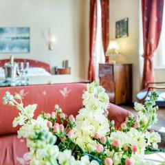 Hotel Leonardo Prague 4* Семейный люкс с двуспальной кроватью фото 5