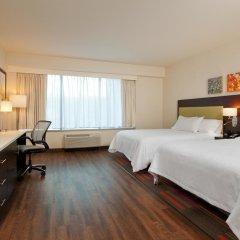 Отель Hilton Garden Inn Pittsburgh Downtown 3* Стандартный номер с различными типами кроватей фото 2