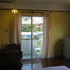 Отель Baan Talay 2* Стандартный номер с двуспальной кроватью фото 4