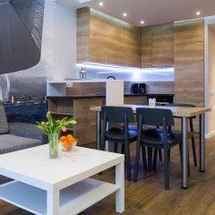 Отель Apartinfo Waterlane Apartments Польша, Гданьск - отзывы, цены и фото номеров - забронировать отель Apartinfo Waterlane Apartments онлайн в номере фото 2