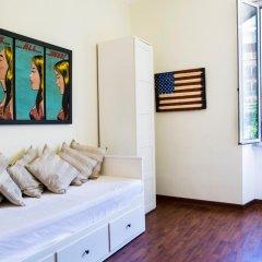 Отель Vatican BnB Улучшенные апартаменты с различными типами кроватей фото 8