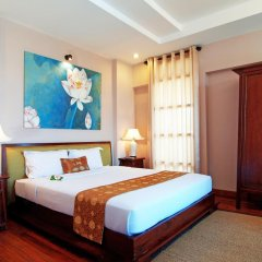 Отель Romana Resort & Spa 4* Вилла с различными типами кроватей фото 4
