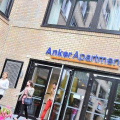 Отель Anker Apartment Норвегия, Осло - 7 отзывов об отеле, цены и фото номеров - забронировать отель Anker Apartment онлайн городской автобус