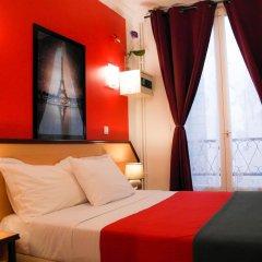 Отель Hôtel Audran 2* Стандартный номер с различными типами кроватей фото 6