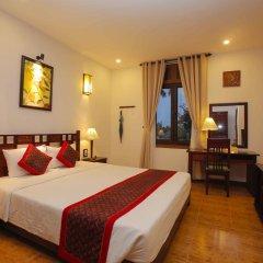 Отель Hoi An Garden Villas 3* Люкс с различными типами кроватей фото 4