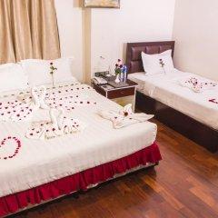 Golden City Light Hotel 2* Номер Делюкс с различными типами кроватей фото 4