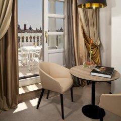 Отель Gran Melia Palacio De Los Duques 5* Люкс Red level разные типы кроватей фото 5