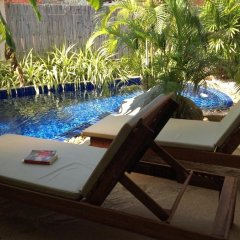 Отель Aree's Lagoon House бассейн фото 2