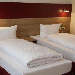 Alexander Business Hotel Hannover City 3* Стандартный номер с различными типами кроватей фото 5